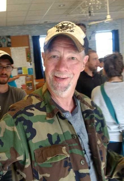 Featured Volunteer of the Month: Kevin Waters