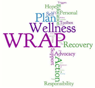 WRAP® Wellness Recovery Action Plan at OCP