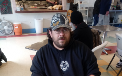 Featured Volunteer of the Month Dave Syfor