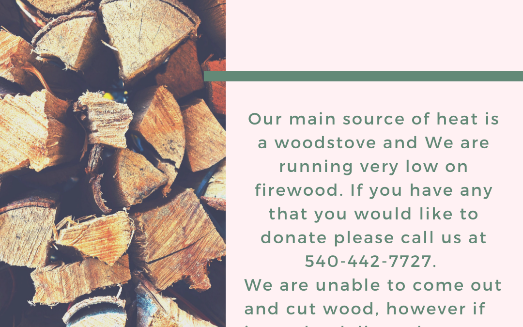 Firewood Needed